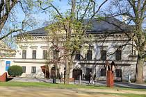 Horácká galerie je jedním z center novoměstského kulturního dění.