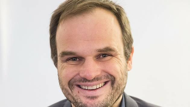 Novoměstský starosta Michal Šmarda.