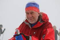 Unikátní závod uspořádal novoměstský horolezecký oddíl Trip Team.