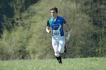 Díky vedení rodičů se Matěj Kamenický z Nového Města na Moravě začal věnovat orientačnímu běhu.