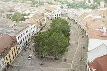 Ve Velkém Meziříčí je nyní k vidění výstava všech návrhů architektonické soutěže, kterou město vypsalo na přestavbu centra a okolí