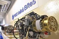 První brněnská strojírna (PBS) ve Velké Bíteši