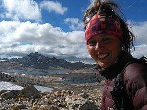 Monika Benešová ušla sama tisíce kilometrů divočinou