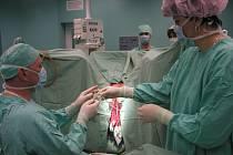 Zákaz návštěv na jednotkách intenzivní péče chirurgického a interního oddělení a také na ARO novoměstské nemocnice platí od soboty 31. ledna až do odvolání.