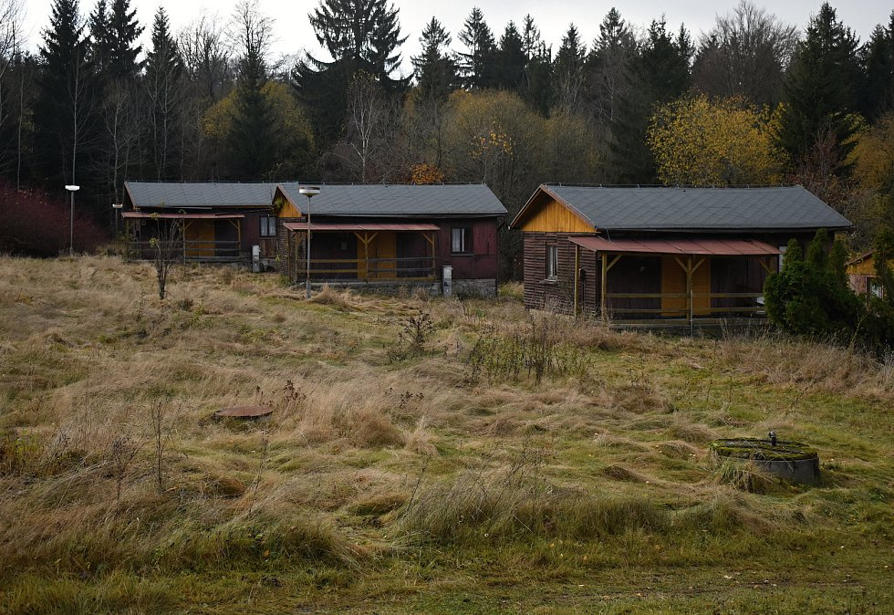 Rekreační středisko potřebuje rozsáhlou rekonstrukci.