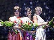 Novou královnu krásy v pátek večer vybírali v Domě kultury ve Žďáře nad Sázavou.