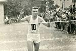 Dvaatřicetikilometrový Malý svratecký maraton z Víru do Nedvědice a zpět se bez přetržky běhá od roku 1954.