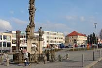 Náměstí Republiky bude centrem dění v takzvaný Den Žďáru, program se ale bude odehrávat i v jeho okolí.