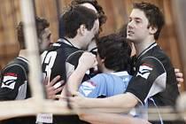 Už po třetím zápase bylo jasné, že postup do II. ligy žďárským volejbalistům v domácí kvalifikaci neujde.