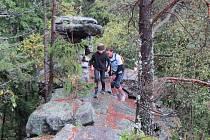 Žďárské vrchy jsou i dějištěm závodu s názvem 8istovky Žďárských vrchů.
