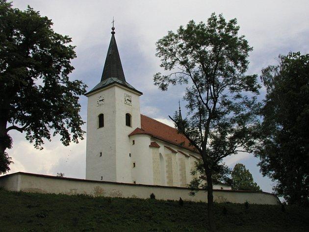 Kostel sv. Šimona a Judy ve Strážku