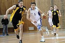 Druholigová basketbalová skupina B má po víkendových kolech nového lídra. V souboji o první místo v tabulce se totiž utkal dosavadní vedoucí tým třetí nejvyšší soutěže, BC Vysočina, se Žďárem nad Sázavou.