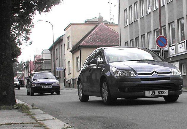 S hlučnou dopravou se potýká i Žďár nad Sázavou.