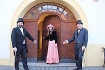 Veškeré exponáty nacházející se v přízemních prostorách Horáckého muzea, mají vztah k sourozencům Křičkovým. Na vernisáži otevírající výstavu se návštěvníci mohli setkat také se samotnými slavnými bratry Jaroslavem a Petrem a jejich sestrou Pavlou.