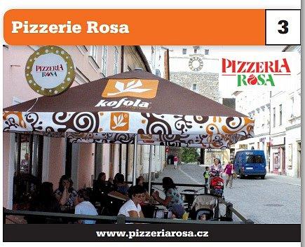 Pizzerie Rosa