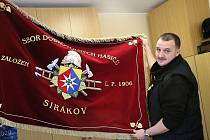 Starosta Sirákova Michal Musil.