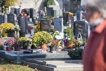 Hřbitov v Havlíčkově Brodě.