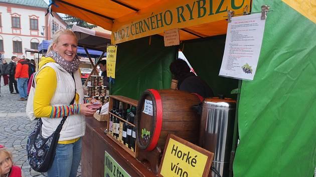 Žďárské farmářské trhy lákají na poslední květnovou sobotu