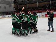 Osmnáctý ročník Vesnické hokejové ligy je minulostí. Z vítězství se ve čtrnáctičlenné soutěži radoval Bohdalec.