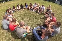 Tábor pro děti s nepříznivým osudem se koná v Petrovicích.