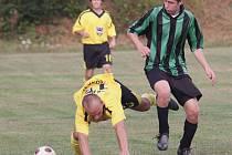 Fotbalisté Jivoví neudrželi ani III. třídu a v příští sezoně budou muset hráč nejnižší soutěž. Dokážou se rychle vrátit?