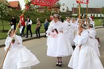 Obchůzka královniček na Velkobítešsku je zapsána v Seznamu nemateriálních statků tradiční lidové kultury Kraje Vysočina.