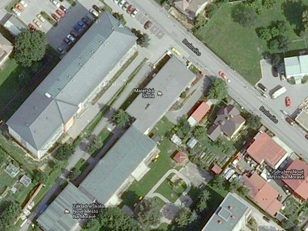 Mateřská škola v Drobného ulici.