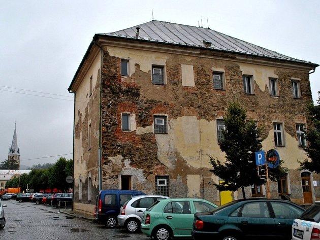 Bývalý Dům dětí a mládeže, Ledeč nad Sázavou