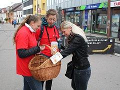 Ve Žďáře se prodávaly koláče pro podporu domácí hospicové péče.
