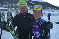 Náročný lednový program završil Jiří Ročárek společně s Adélou Boudíkovou na závodech v Německu. Boudíková skončila v hlavním závodu na König Ludwig Laufu devátá, Ročárek vyhrál dva prestižní doprovodné závody.