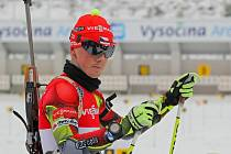 Odchovanec Nového Města Michal Žák má dnes od 13.30 podle vlastních slov největší šanci uspět. Jak si povede ve dvacetikilometrovém individuálním závodě?