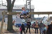 V Bystřici nad Pernštejnem v sobotu 21. března 2015 poprvé otevřelo své brány veřejnosti nové turistické centrum Eden.