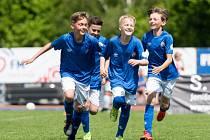 Ve fotbalovém Žďáře by díky Sportovnímu středisku mládeže měli za pár let sklízet sladké plody.