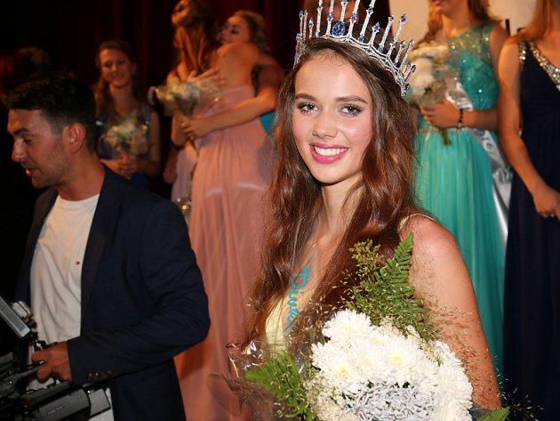 Porotu celostátního finále nejvíce zaujala Gabriela Gašpárová z Velké Bíteše. V soutěži pro dívky od třinácti do patnácti let předvedla svůj talent a charisma.