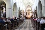 Bazilika Nanebevzetí Panny Marie.