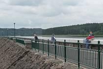 ZDROJ. Úpravna vody Mostiště zásobuje skupinový vodovod mimo jiné pro oblast Velké Meziříčí.