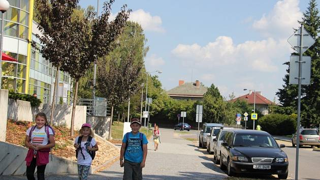 Rekonstrukce ulice Tyršova je plánovaná na rok 2018. Novinkou, která povede ke zvýšení bezpečnosti, bude snížení rychlosti na třicet kilometrů v hodině.