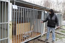 Nový útulek pro opuštěné psy zbudovala ve Žďáře nad Sázavou obecně prospěšná společnost Úsvit. Stavební práce a přípravy na zahájení provozu finišují, povolení k užívání pak musí vydat stavební úřad.