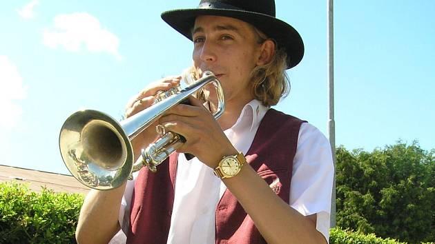 Návštěvníkům se představil například Dechový orchestr mladých Choděboř.