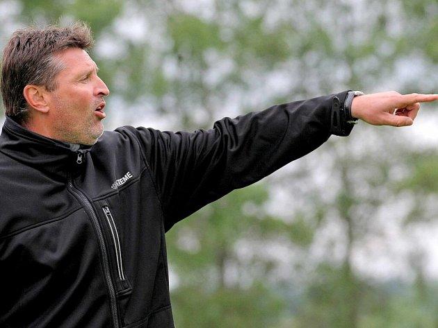 Trenér Karel Fencl