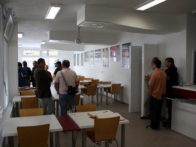 Poliklinika ve Žďáře má opět bufet. Pro veřejnostu bude otevřen v pondělí 2. září.