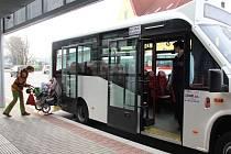 Městská autobusová doprava jezdí v Novém Městě na Moravě od začátku roku.