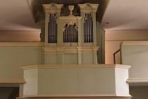 Nástroj z konce 18. století je jeden z nejstarších v evangelických kostelích na Moravě.