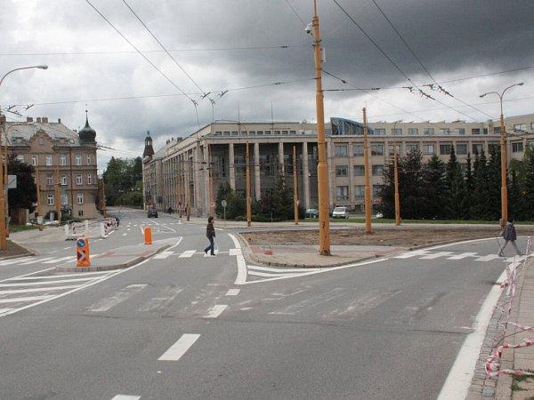 Náměstí Svobody, Jihlava.