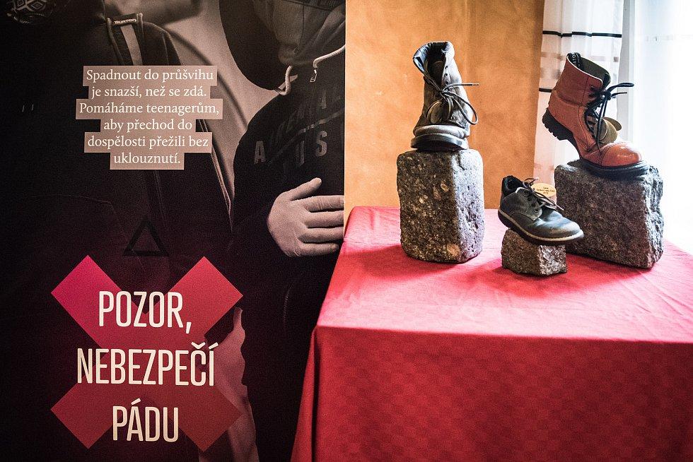Předávání 20. ročníku ČASované boty, ceny České asociace streetwork