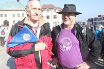 Do Žďáru zavítaly v první jarní den stovky výletníků, kteří přijeli pomyslně odemknout nadcházející turistickou sezonu. Akci pořádá Klub českých turistů na Vysočině přes dvě desetiletí.