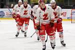 Před hokejovými Plameny jsou rozhodující zápasy základní části letošního ročníku II.ligy.