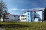 Zdravotnická škola ve Žďáře nad Sázavou.