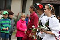 Svatováclavské hody se v Branišově, místní části Zvole, staly již tradicí.
