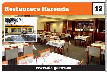 Restaurace Harenda